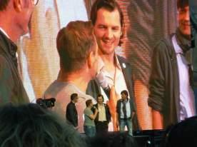 Tator-Premiere: Felix Klare auf der Leinwand