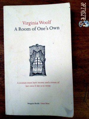 """Cover einer Pinguin-Sonderausgabe von """"A Room of One's Own"""""""