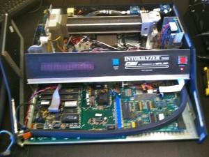 Inside Intoxilyzer 5000 Breath Alcohol Test Machine, Savannah, Georgia - Cerbone DUI Defense