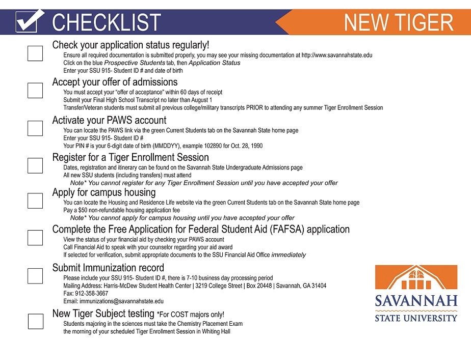 new home orientation checklist - Selol-ink