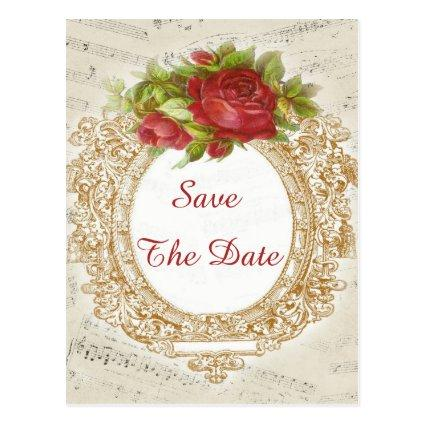 Feminine Floral Birthday Party Save The Date Cards \u2013 Save the Date Cards