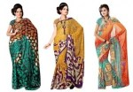 SnapDeal Is Selling Variation Sarees For Rs With Unstitched