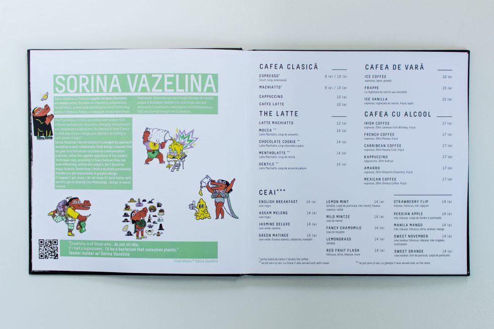 Menu Lente & feeder insider Sorina Vazelina