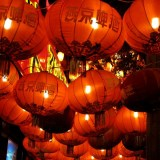Photograph-Travel-Beijing-China-Dongzhimen-Red-Lantern-Alley