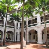 Photograph-Travel-Singapore-Raffles-Hotel