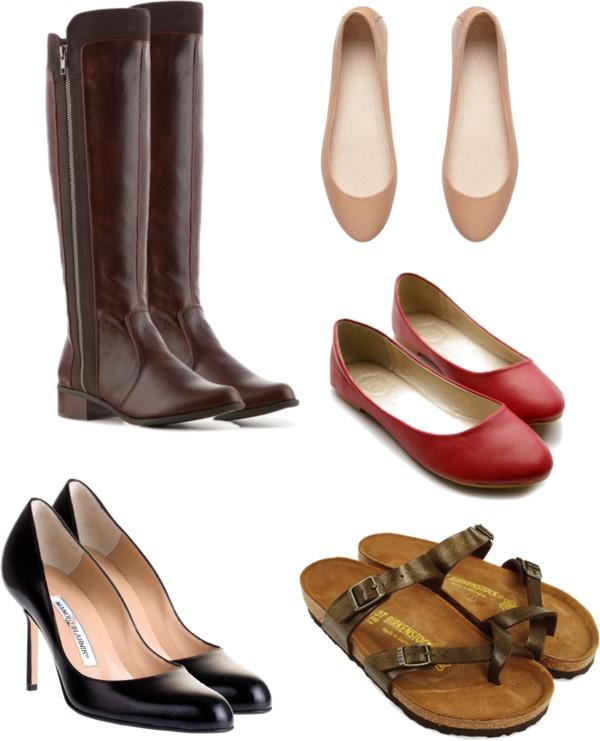 Shoes Wardrobe Essentials Wardrobe Essentials Shoes