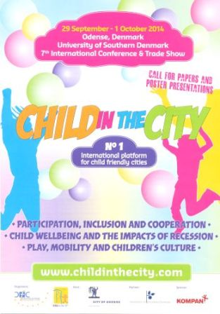 Child in the City2014
