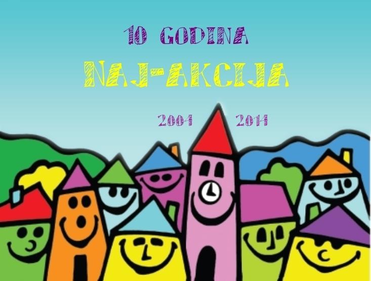 10 godina Naj-akcija