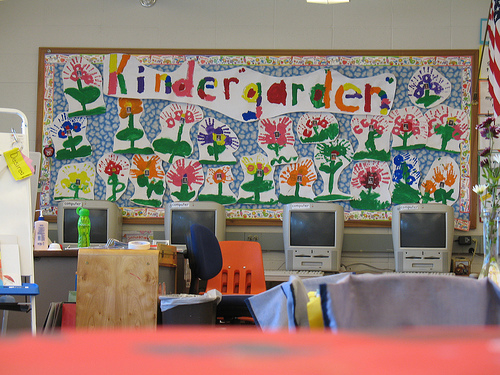 kindergarten Is 6 the new 5 for Kindergartners?