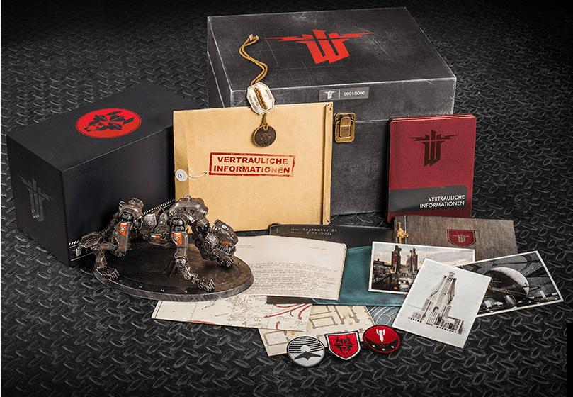 Wolfenstein The New Order Panzerhund Edition-bottom