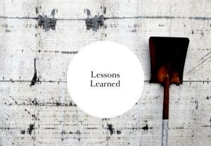 Investing lessons to live by,