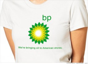 BP Oill Spill Shirt