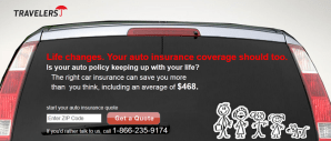 Travellers Auto Insurance