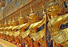 Bangkok Royal Chapel of the Emerald Buddha