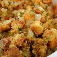 Homemade Stove Top Stuffing