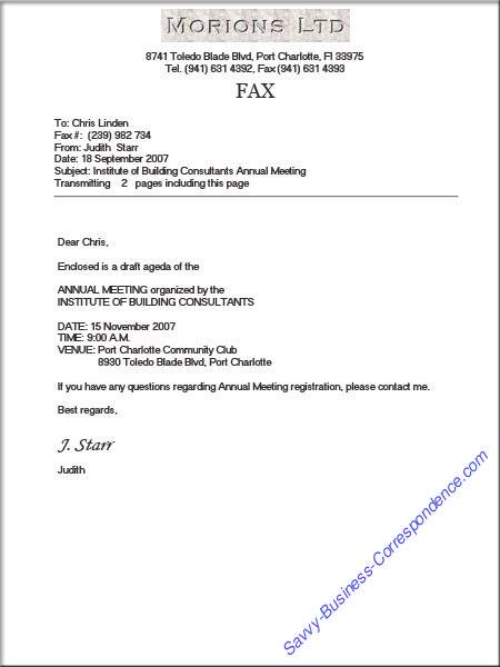 Fax Cover Sheet - Something Business Faxes Can Rarely Do without - fax cover letters