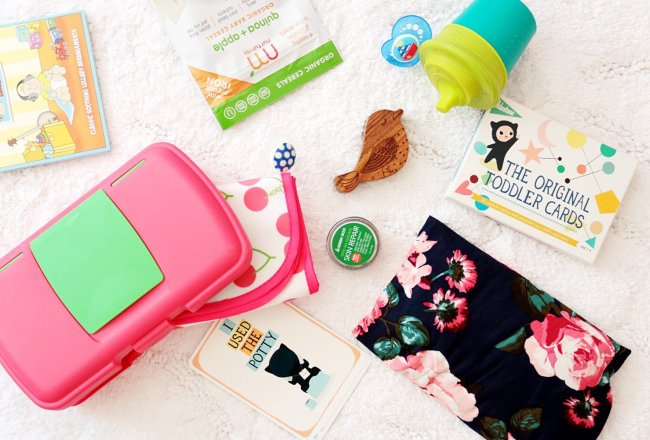 Summer Baby Product Finds Feature