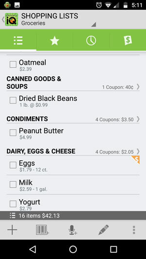 The Best Grocery Apps to Save Time and Stay on Budget Savvy Family
