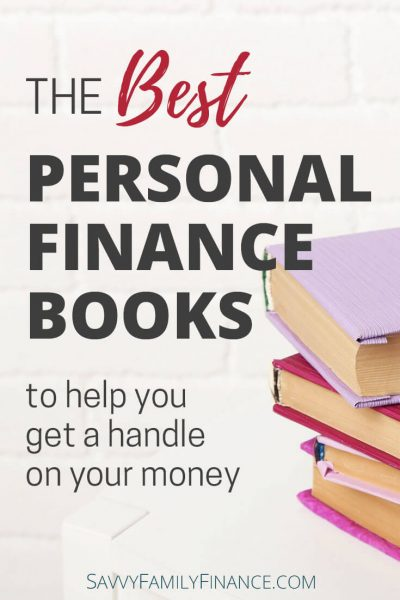 The Top Personal Finance Books to Get a Handle on Your Money