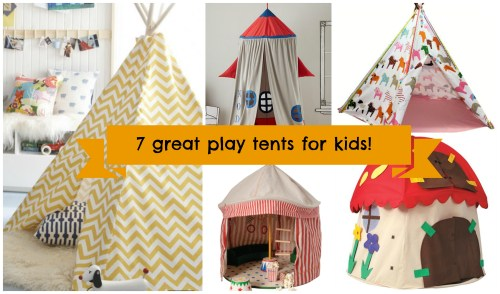 Medium Of Kids Play Tents