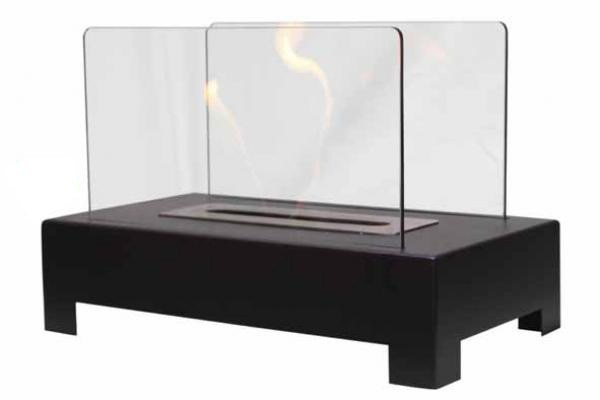 Amadeo Portable Bio Ethanol Fireplace Outdoor Heater