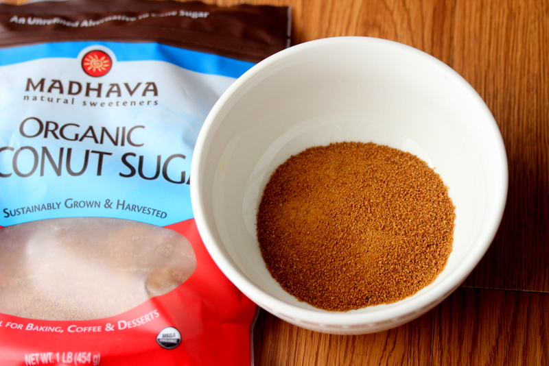 Sugar Substitutes: Coconut Sugar