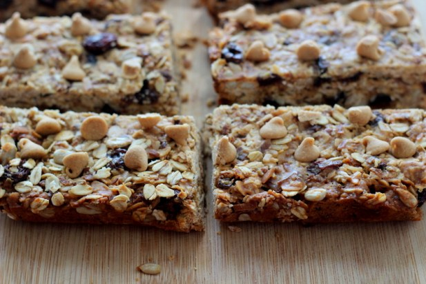 Country Boy Granola Bars