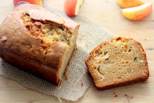 Apple Caramel Cookie Bread