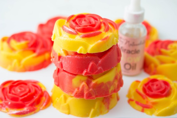 Beauty and the Beast Soap