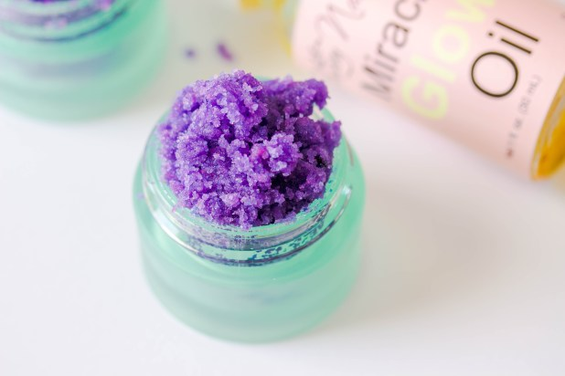 Grape Lip Scrub