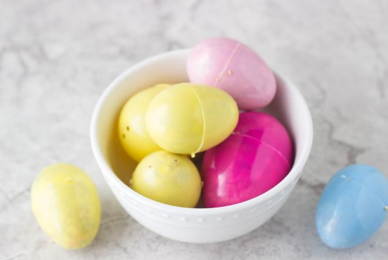 Healthy Oatmeal Peanut Butter Eggs