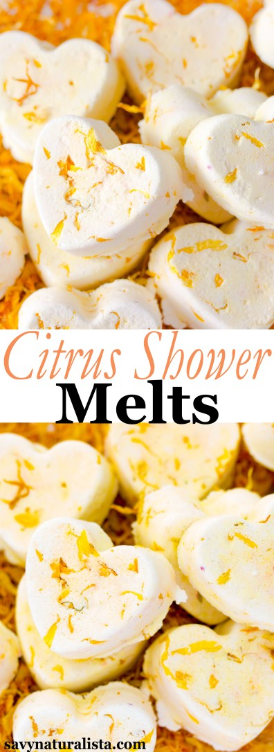 Citrus Shower Bombs (Melts)