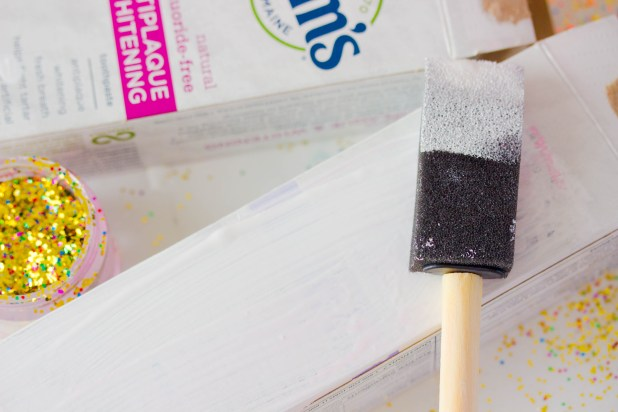 DIY Toothpaste Boxes