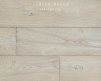 Lighthouse Grey Wood Flooring | Wide Plank | SawyerMason.com