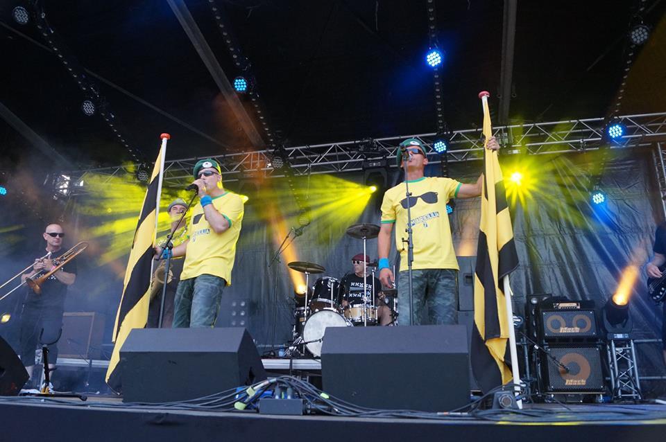 Maasboulevardfeest: Umbrella 7 (+1) en Pim (+5)!