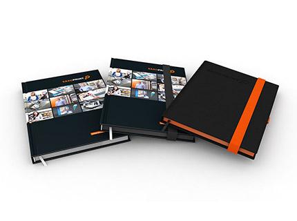 Notebook Sample Set ∙ SAXOPRINT