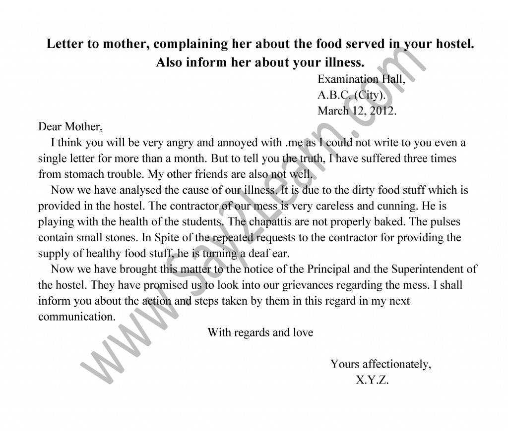 Write A Letter To Your Friend Describing The Independence English – I Letters For Brilliant Student
