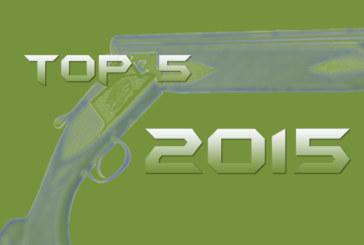 أفضل 5 بنادق لعام 2015 بحسب معرض SHOTSHOW الأميركي