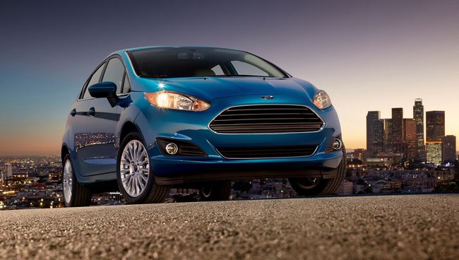 2014年地表最強小車 FORD THE ALL-NEW FIESTA 2月26日發表