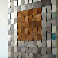 Using Pre-made Glass Block Panels For a Shower Wall Panels ...