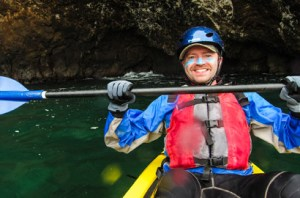 sea kayaking gear