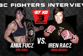 Interview: Ania Fucz vs Iren Racz