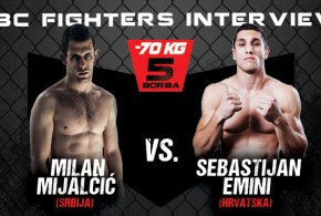 Interview: Milan Mijalčić vs. Sebastijan Emini