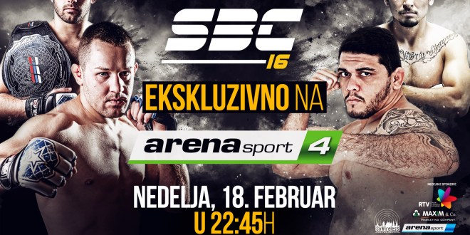 Exclusive – SBC on Arena Sport 4  TV!