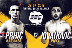 SBC 22 – Nemanja Prhić vs Mirko Jovanović