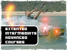 Advanced Kitesurf courses lisbon