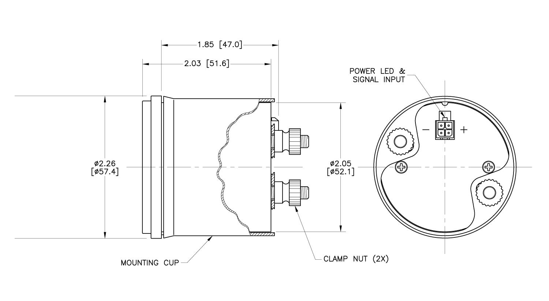 3 circuit universal wiring harness kit