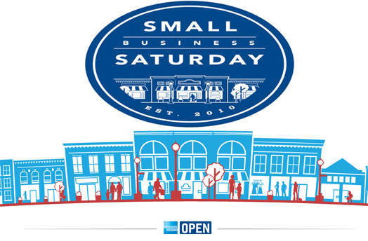 promoting small business saturday