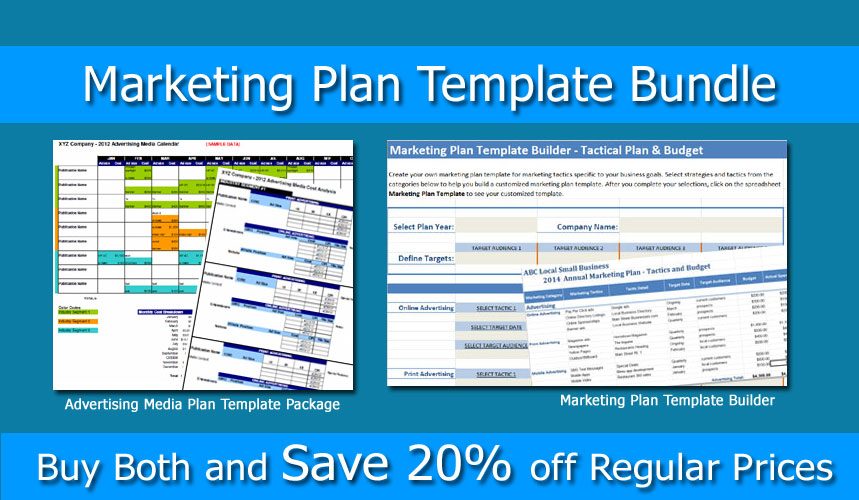 Marketing Plans Archives Page 3 of 5 Small Business Marketing Tools - advertising plan template