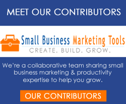 SMALL BUSINESS MARKETING TOOLS CONTRIBUTORS